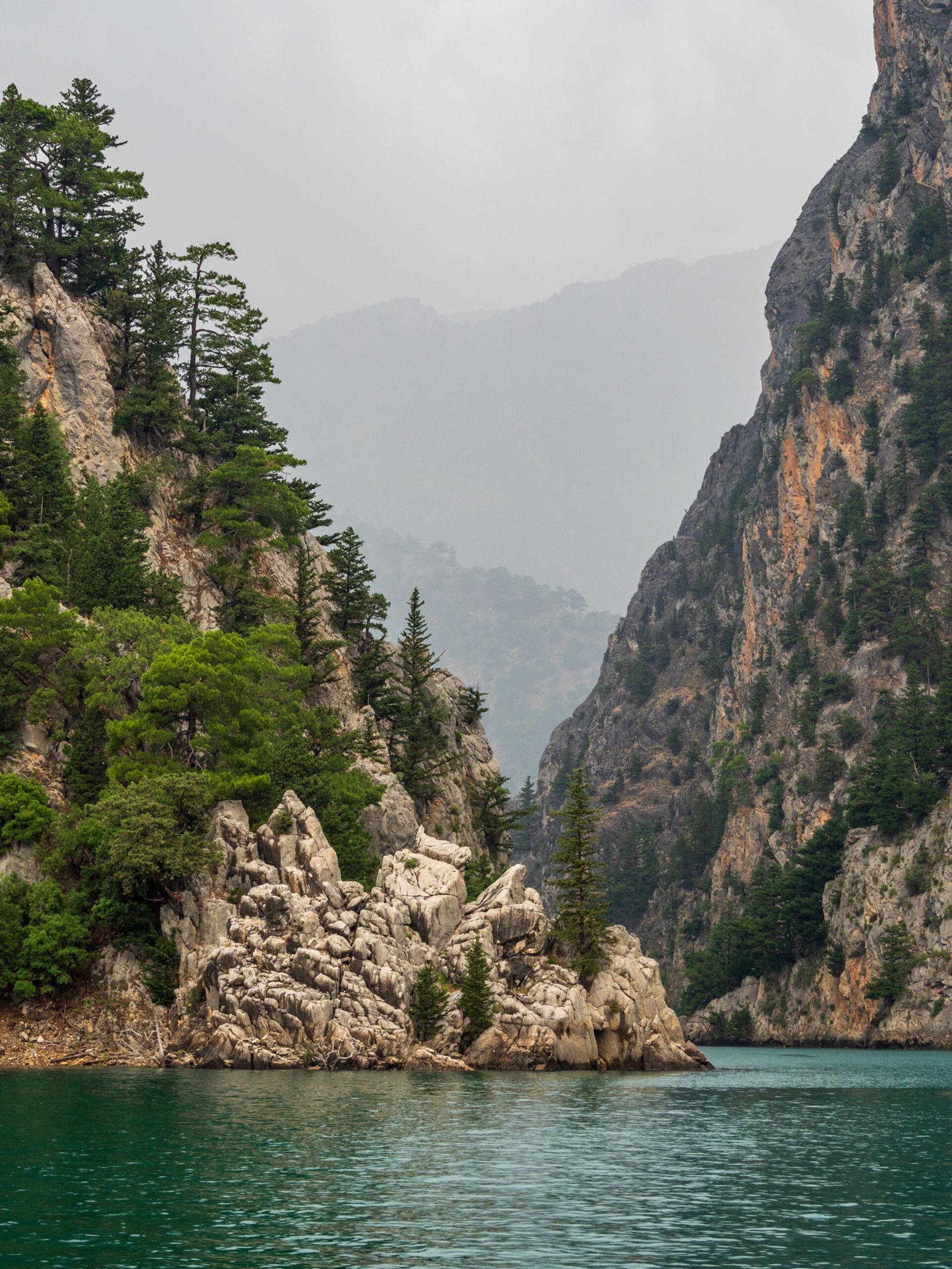 Турция. Сиде. Зеленый каньон (Green Canyon) Часть2