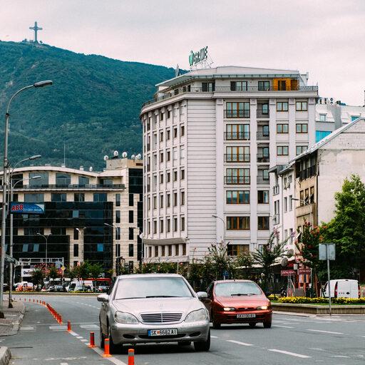 Скопье — город-диссонанс