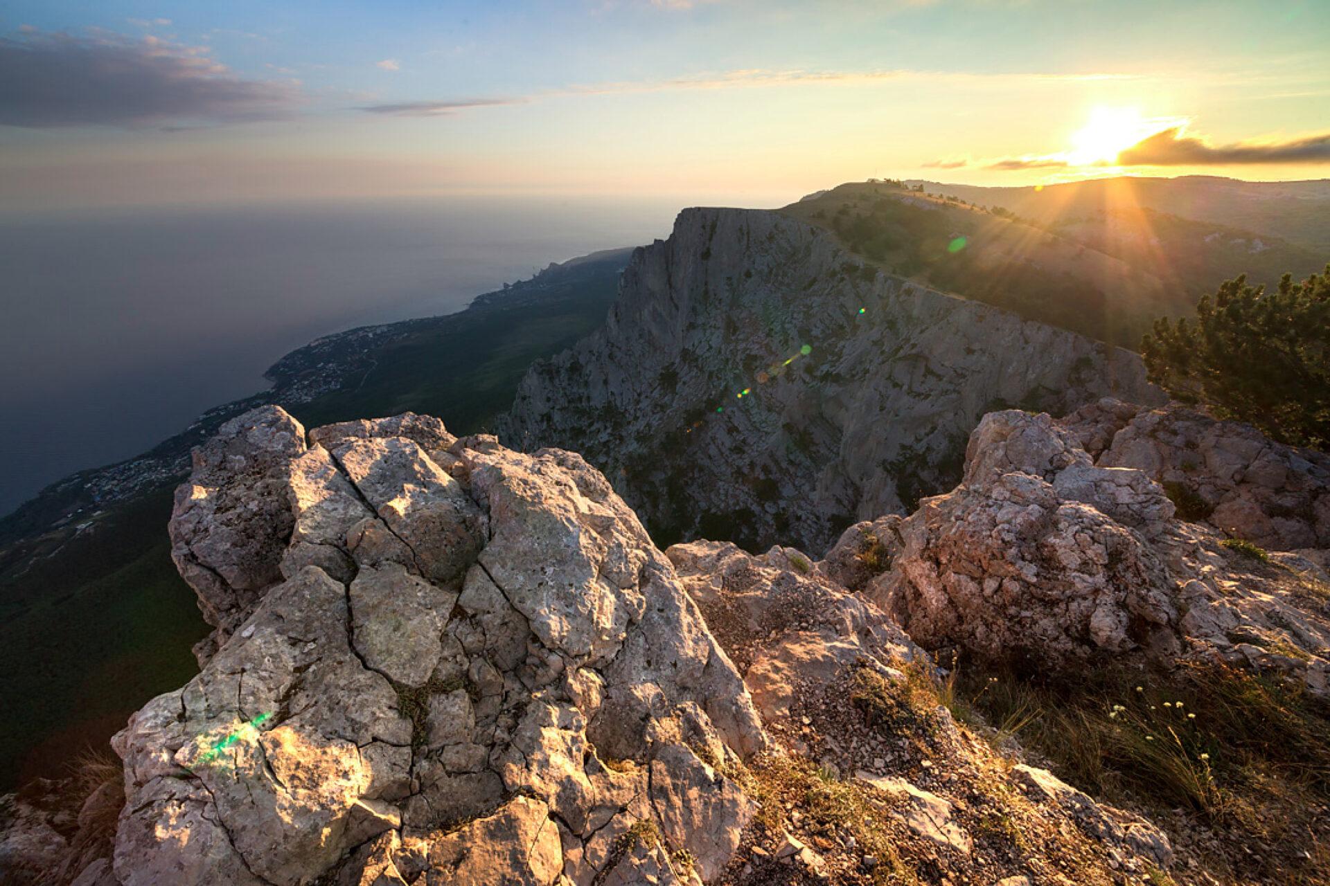 Крымские горы, Ай-Петри