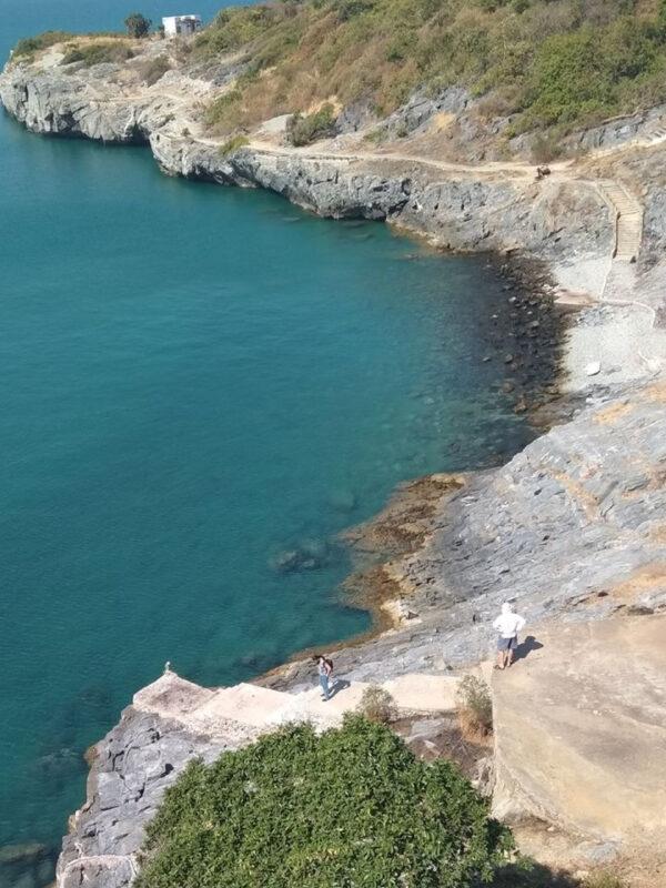 Красивый остров Сичанг впровинции Чонбури !