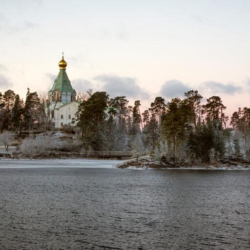 О дивный остров Валаам 2