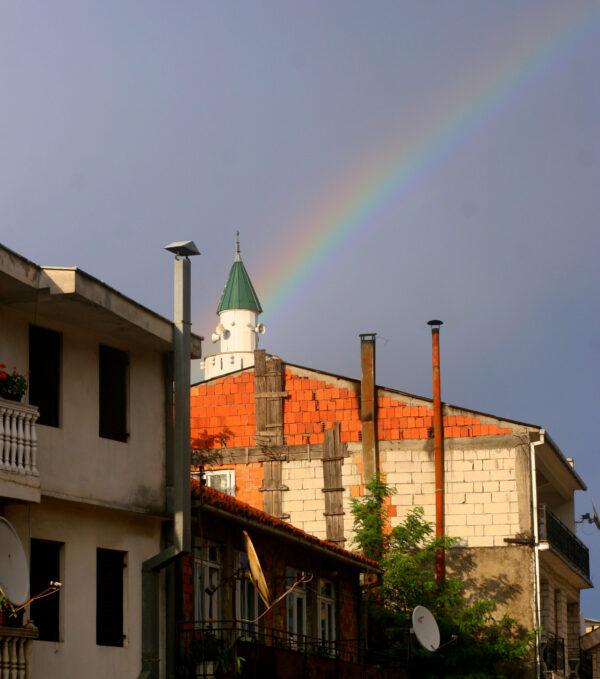 Южный город Улцинь