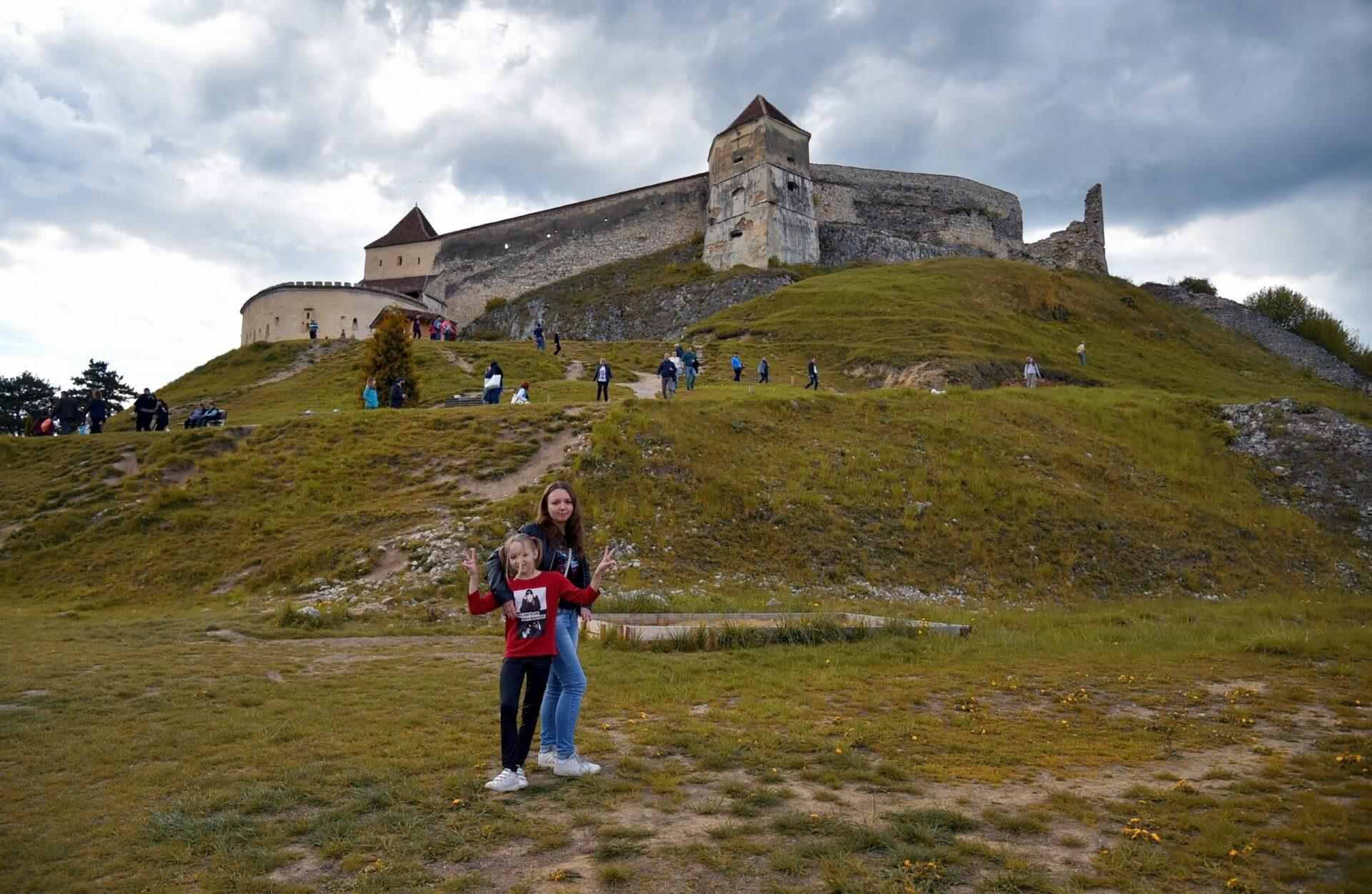 Крепость вРашнов