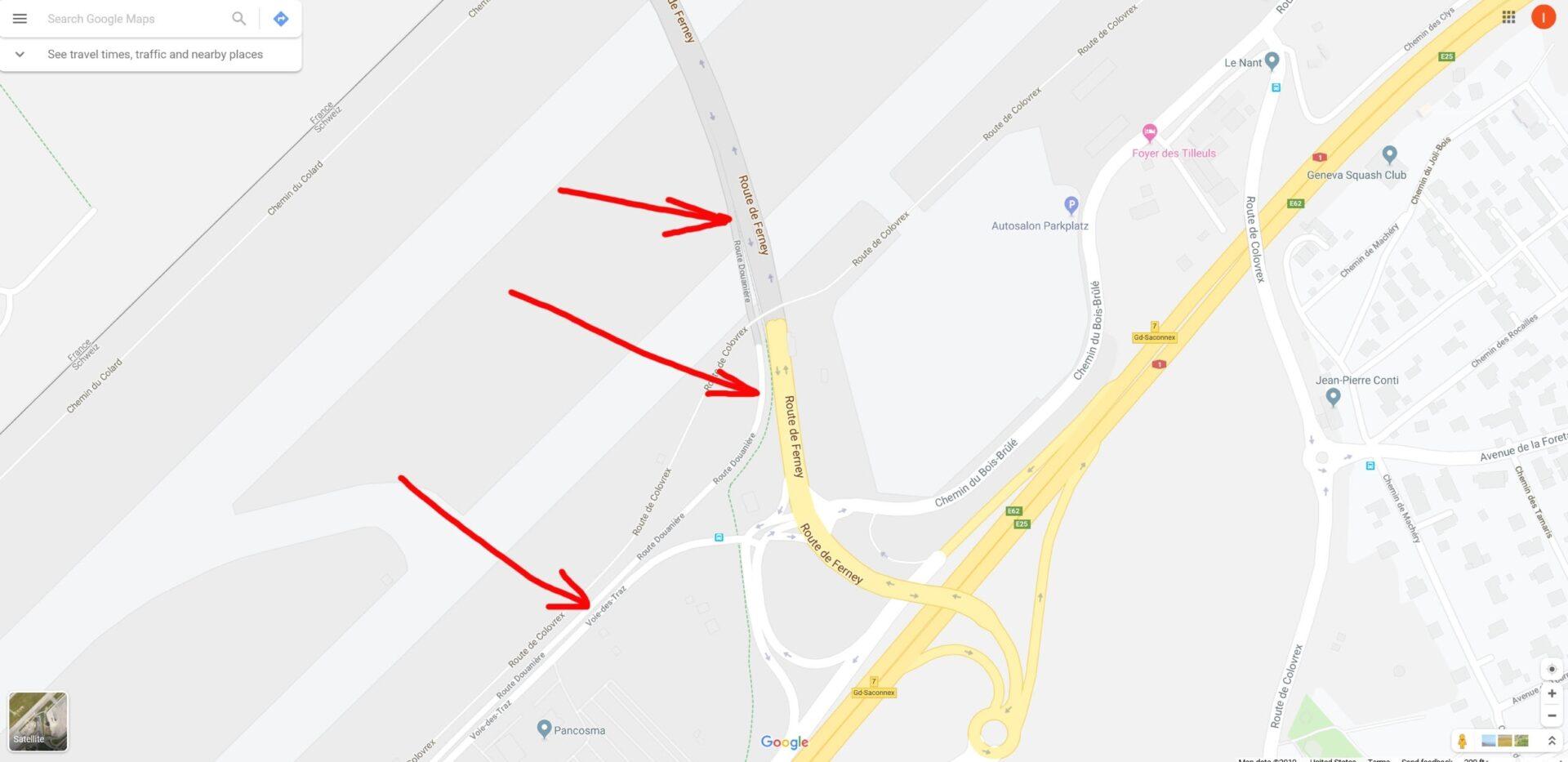 Женевский аэропорт. Как найти DROP-OFF арендованного автомобиля нафранцузской стороне аэропорта.