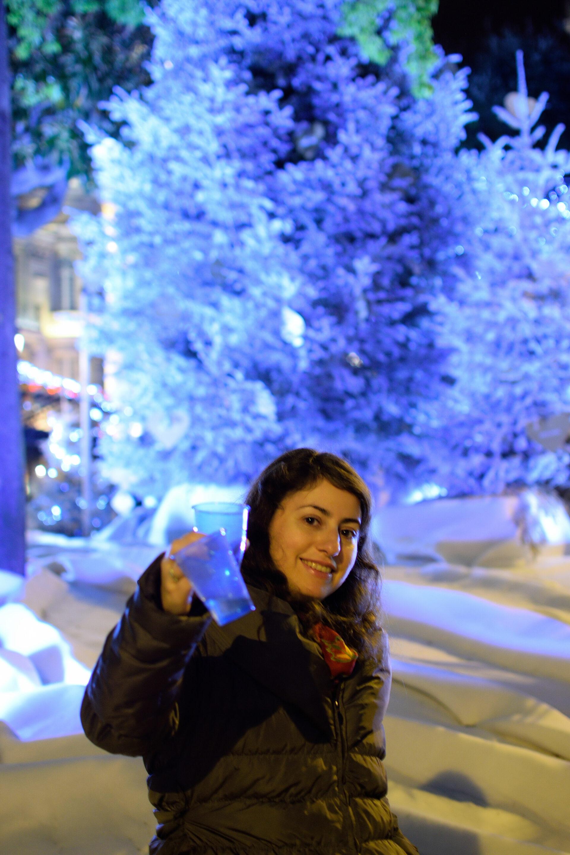 Новогодняя ночь вМонако