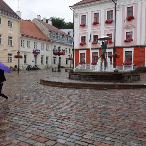 Как я отметил День Рождения в Тарту