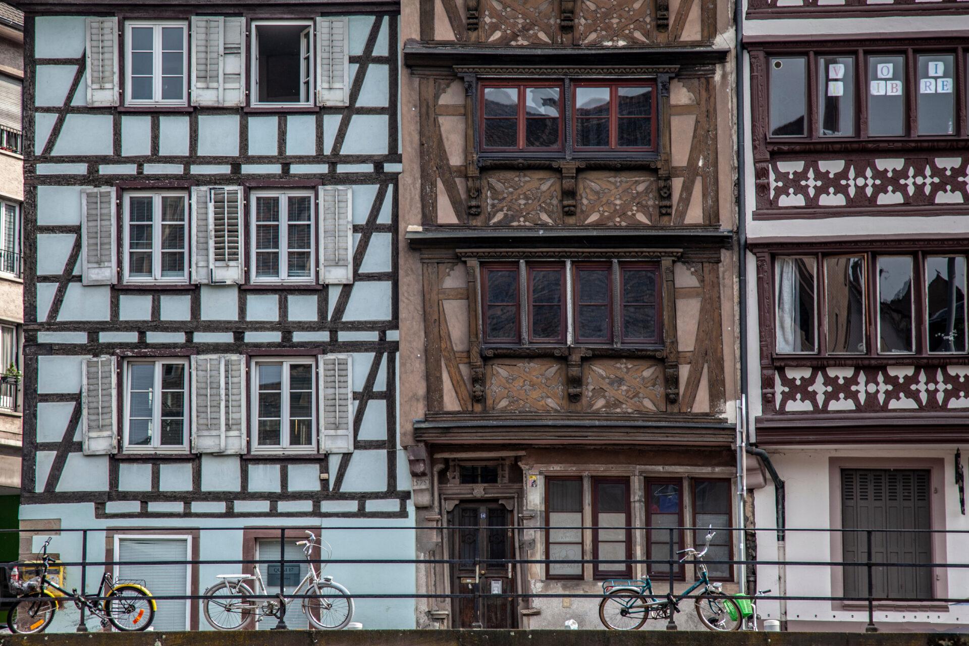 ВНовый Год поСтрасбургу.