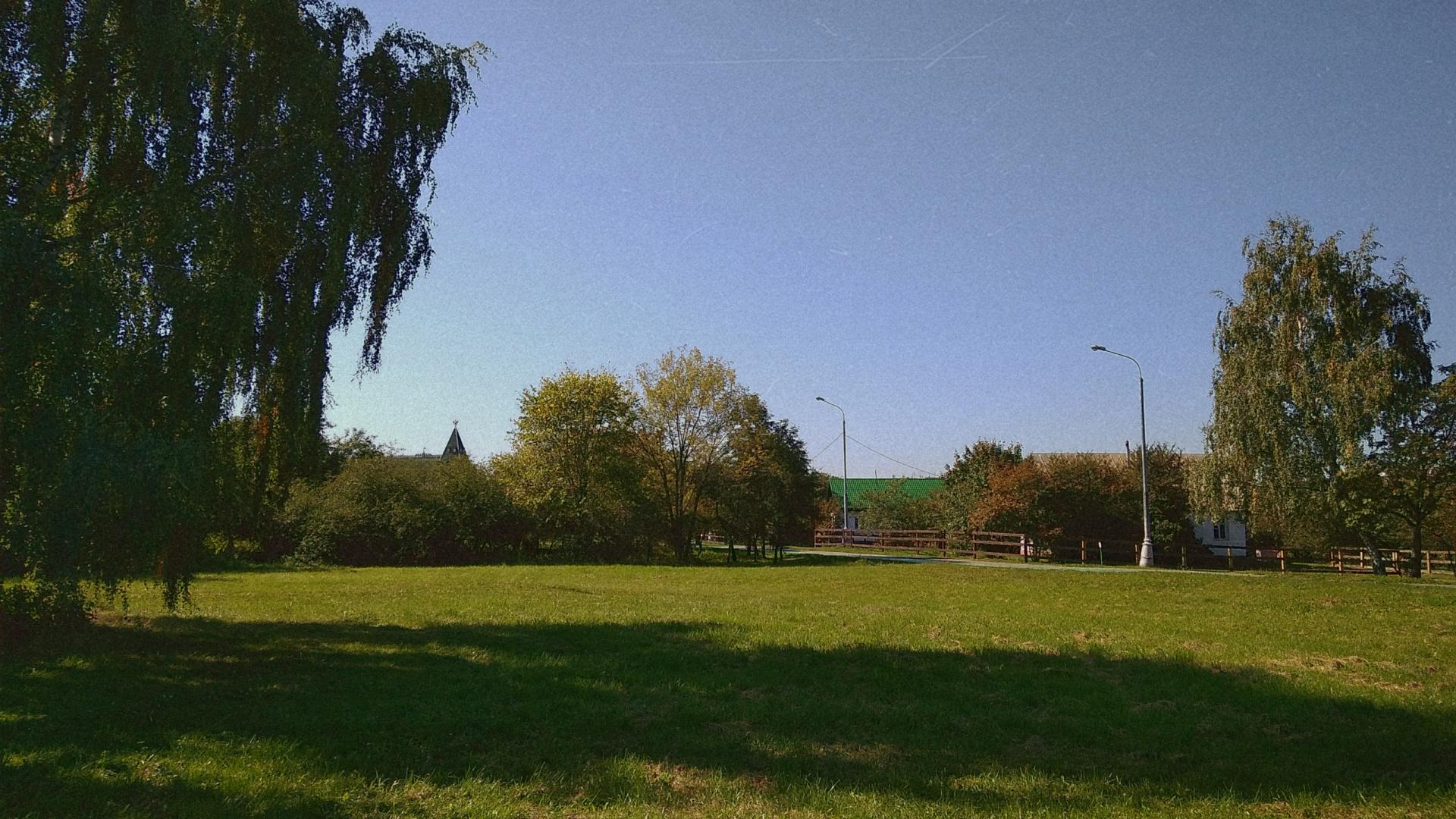 Пешие прогулки 2: Москва. Коломенский заповедник + строящийся Диснейленд
