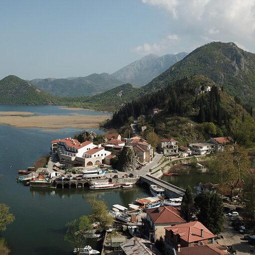 Вирпазар и Скадарское озеро