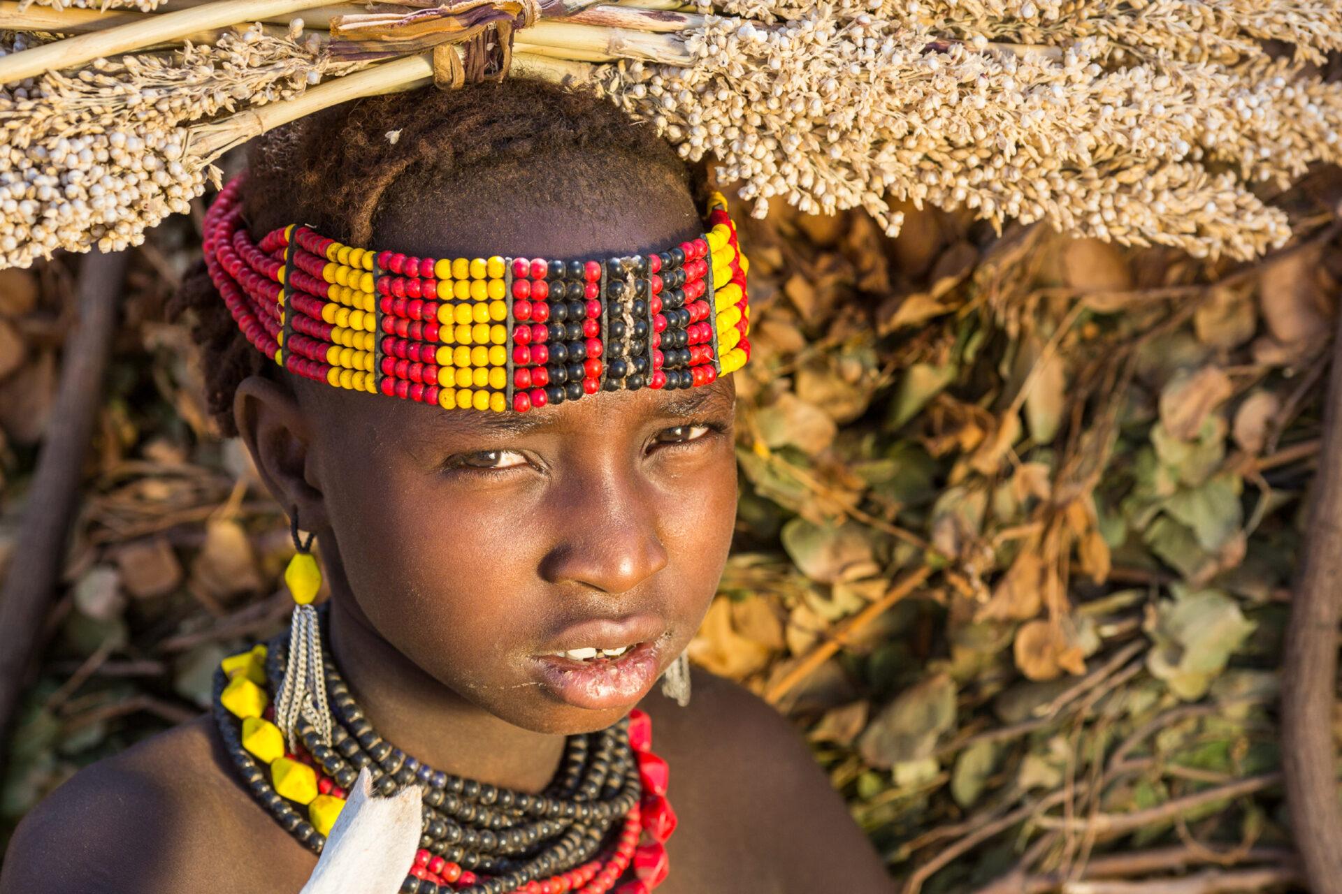 Племена долины Омо: Дессанэч