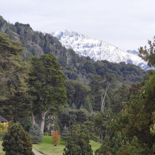 Nahuel Huapi… Есть такое место в Аргентине.