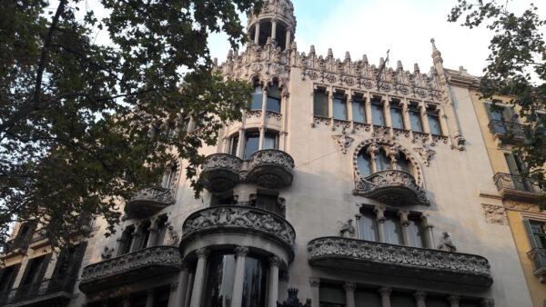 Октябрьская Барселона. Часть 2.