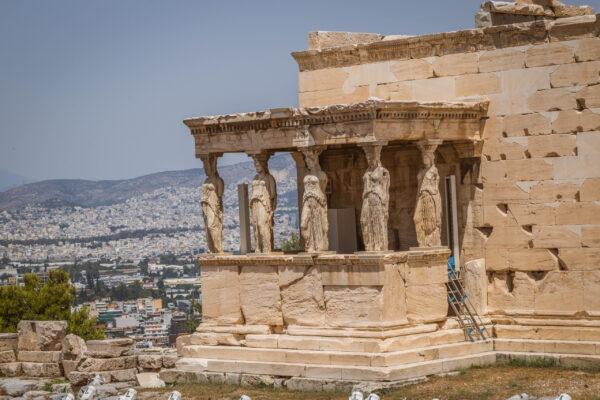 Афины сегодня / Athens today