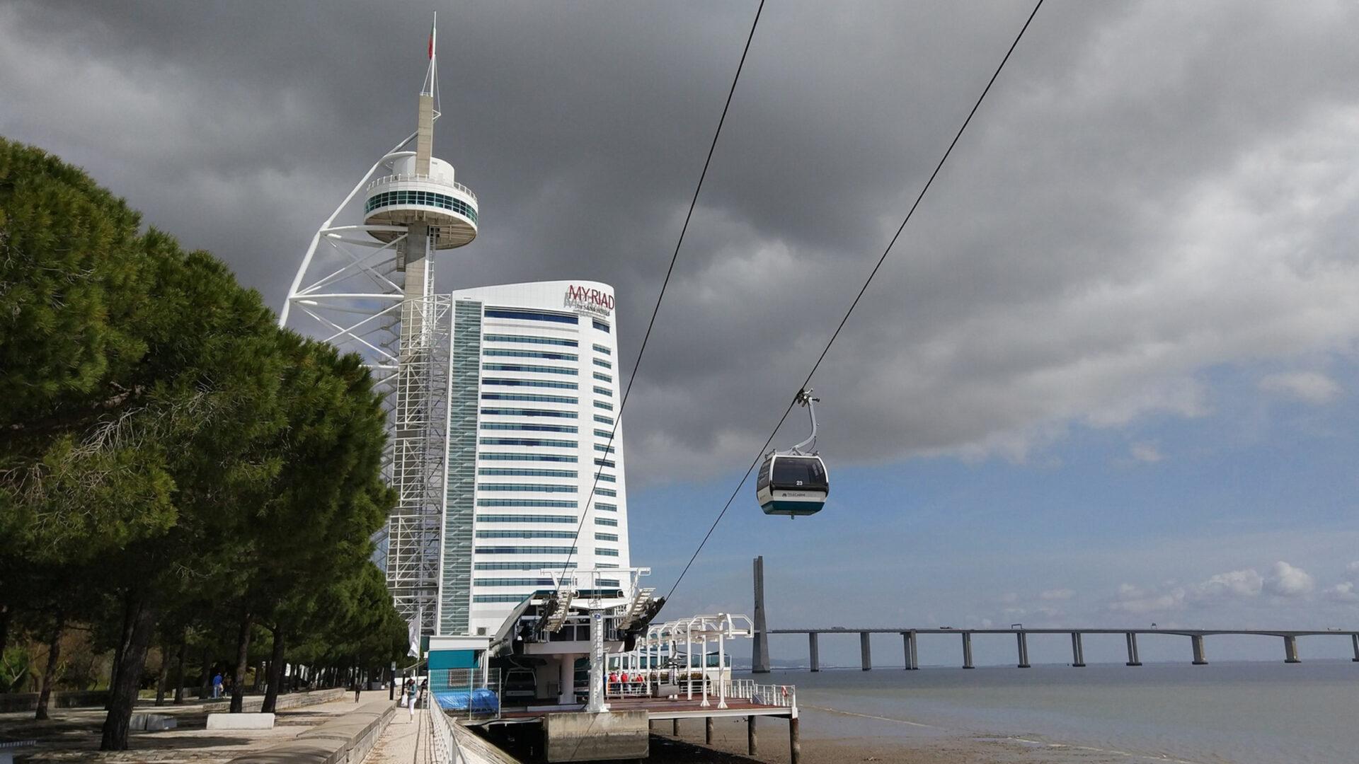 Португалия— путешествие накрай земли. Часть 3— Лиссабон, Парк Наций