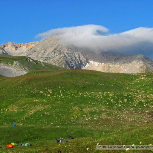 Западнокавказский круиз. День 3: Вершина Оштен