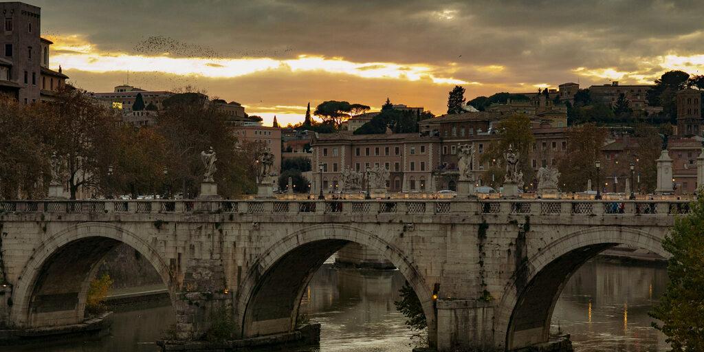 Прогулки по Риму. Заключительная ч 12