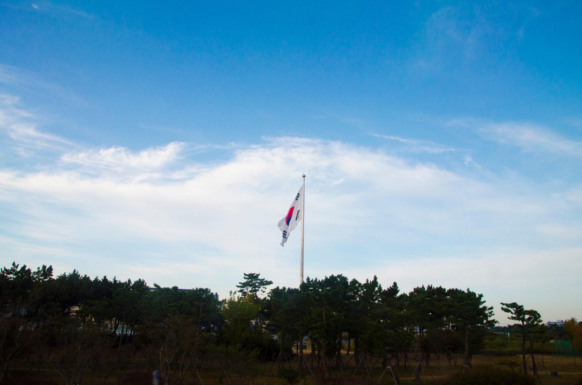 Дворцы Сеула