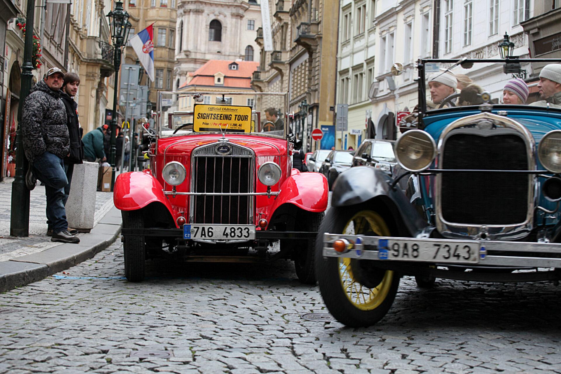 Прага вРождество.