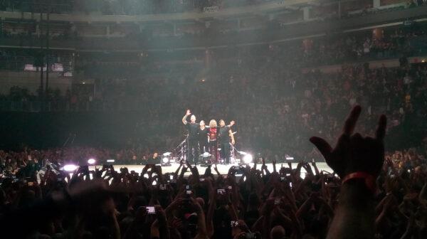 Metallica WorldWired Tour inPrague