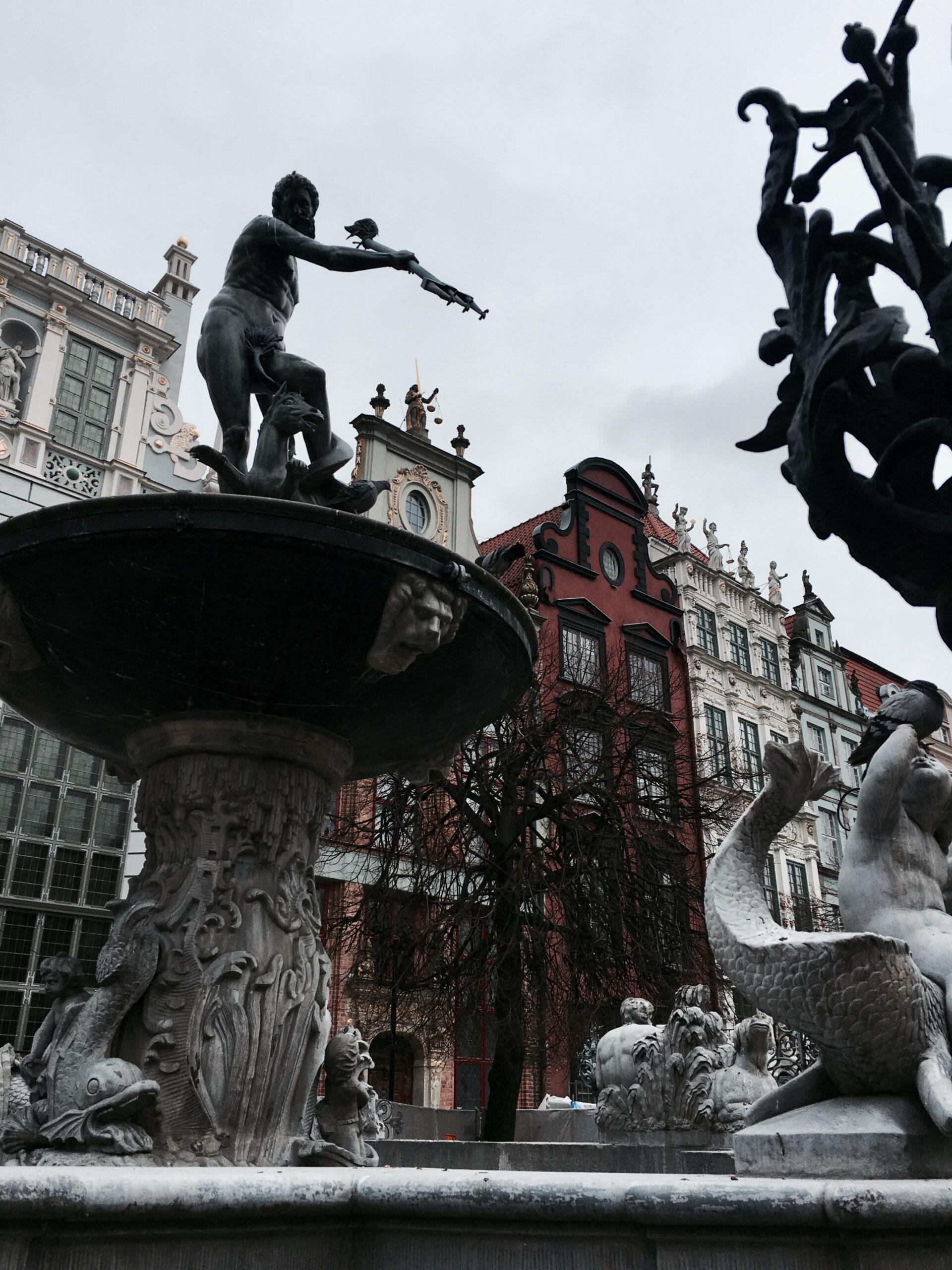 Архитектура Гданьска (Польша)