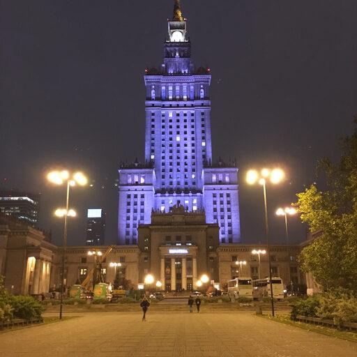 Варшава. Город, где еще есть дух сталинизма