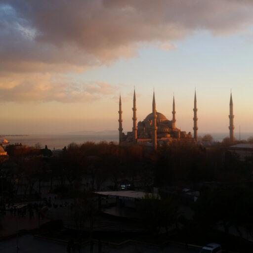 Здравствуй, любимый Стамбул!