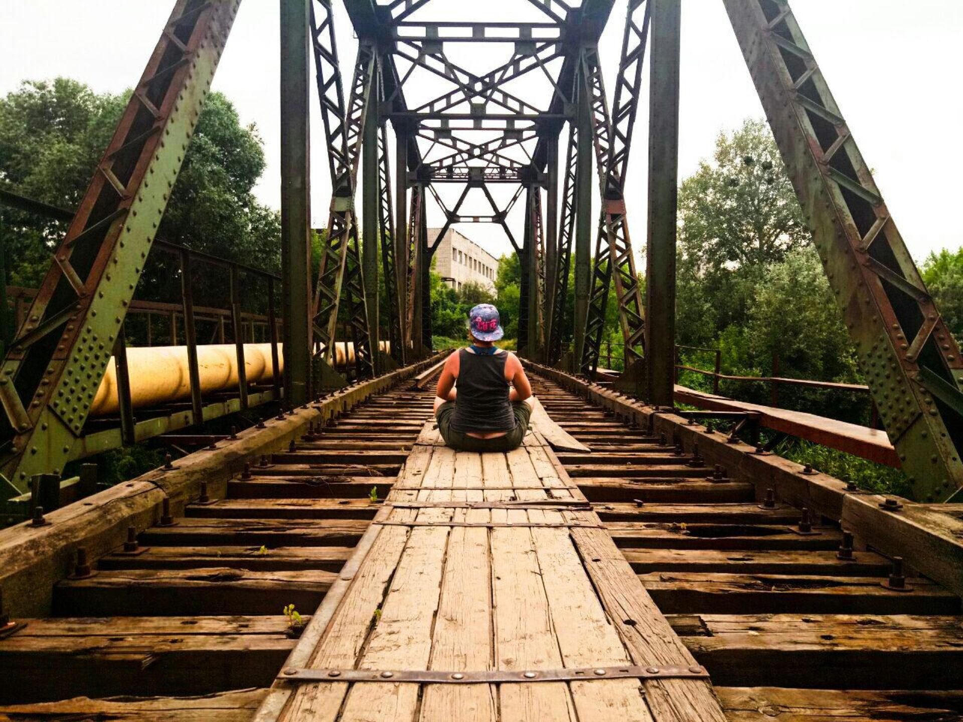 Красный мост— Харьков
