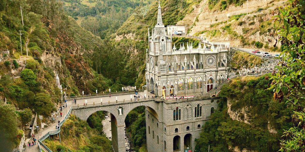 Базилика Лас-Лахас — колумбийское чудо