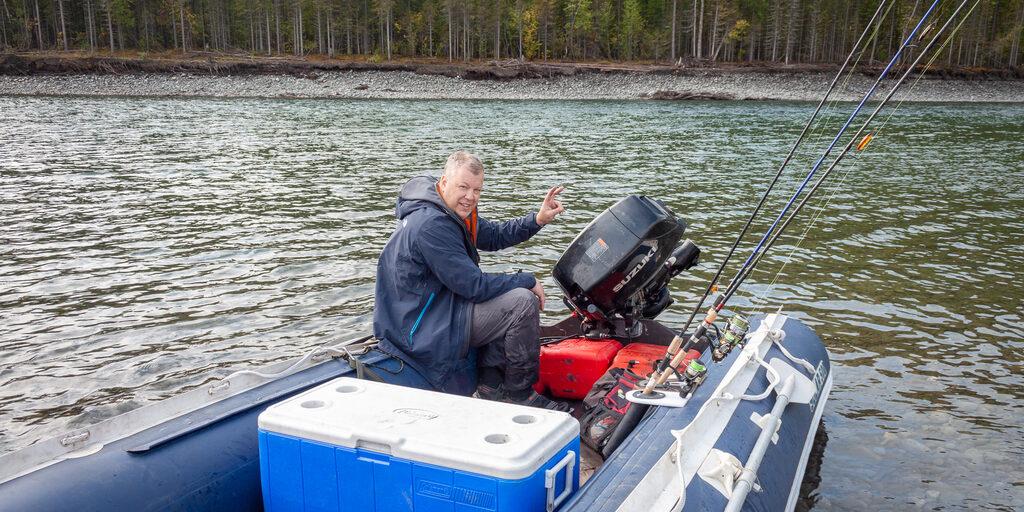 Плыла-качалась лодочка, да по Томпо-реке. Часть 3