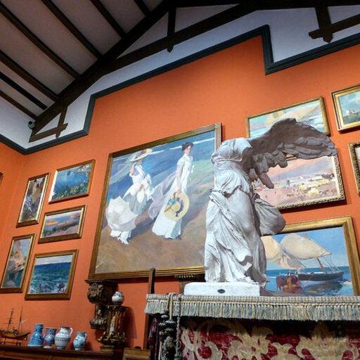 Экскурсия в Дом-Музей Хоакина Сорольи в Мадриде