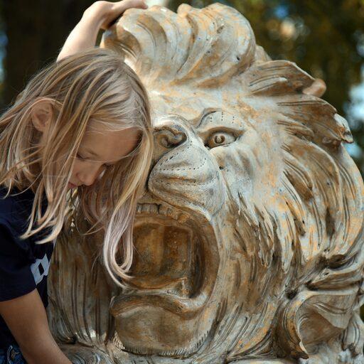 Парк львов, Тайган