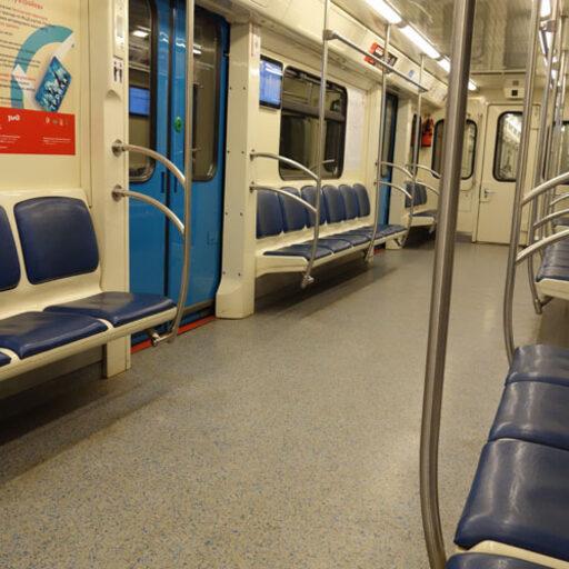 Московское метро во время карантина и не только