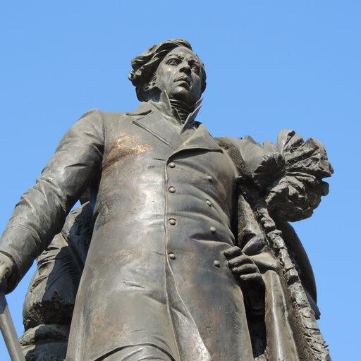 Памятники и скульптуры Красноярска. Часть 3: Разные районы города