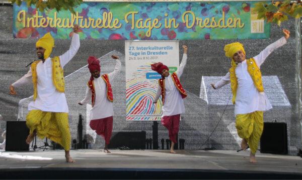 Месячник национальных культур вДрездене