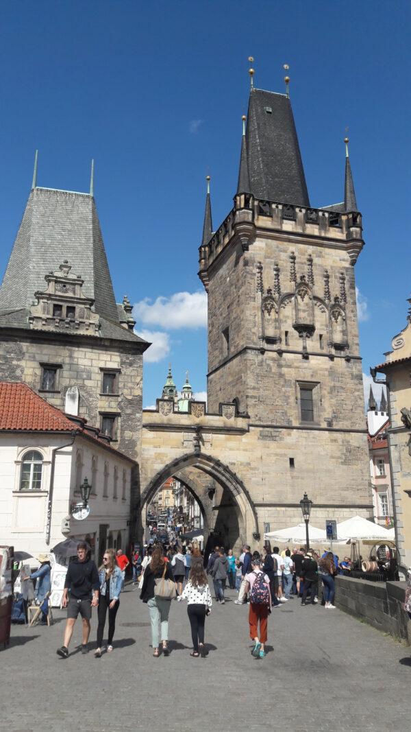 Прага. Часть 1.