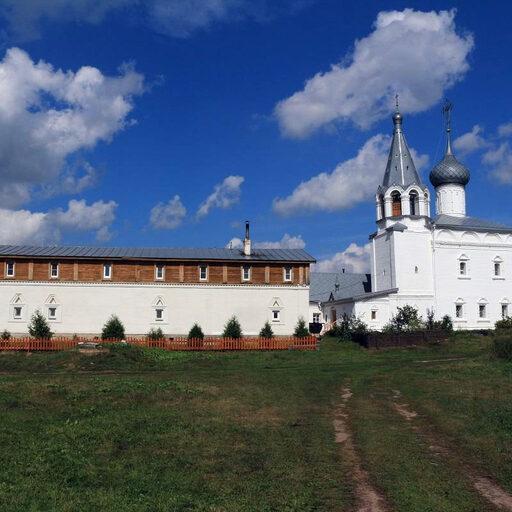 Свято-знаменский женский епархиальный монастырь г. Гороховец